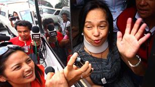 En libertad bajo fianza la expresidenta filipina Gloria Macapagal Arroyo