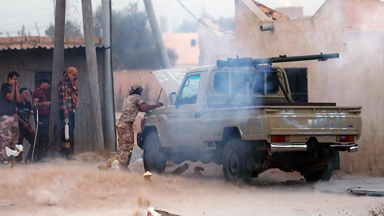 El caos se apodera de Libia tres años después de la caída de Gadafi