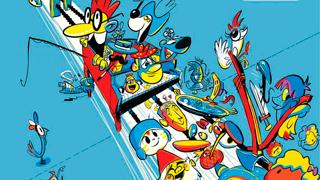 El libro de los 100 años de la animación española