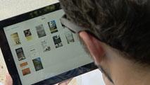 Ir al VideoLos libros digitales se 'comen' a los de bolsillo