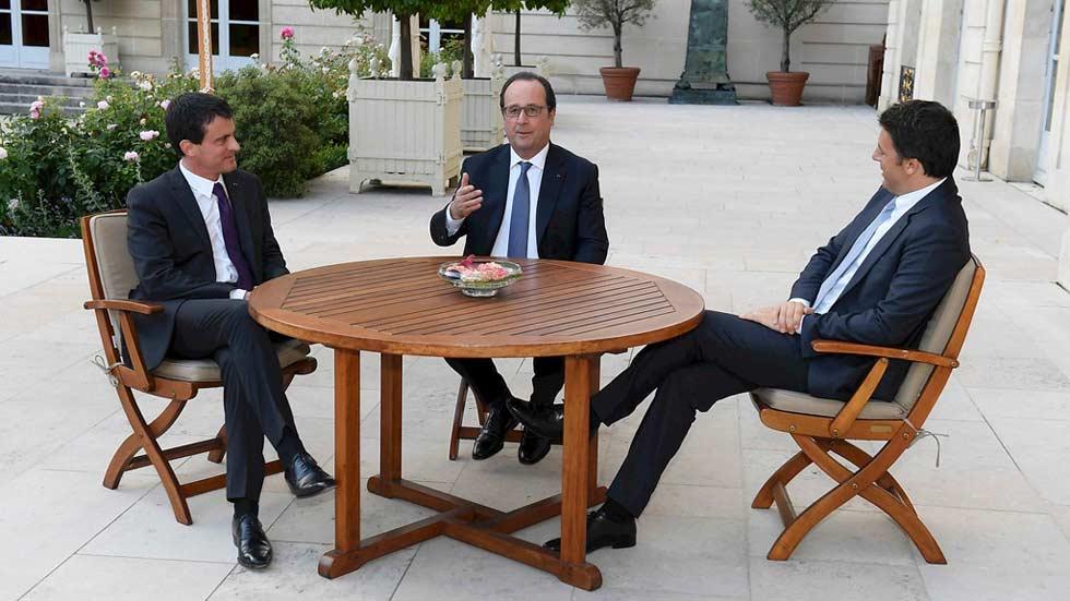 Los líderes de la UE preparan la Cumbre Europea para analizar las consecuencias del 'Brexit'