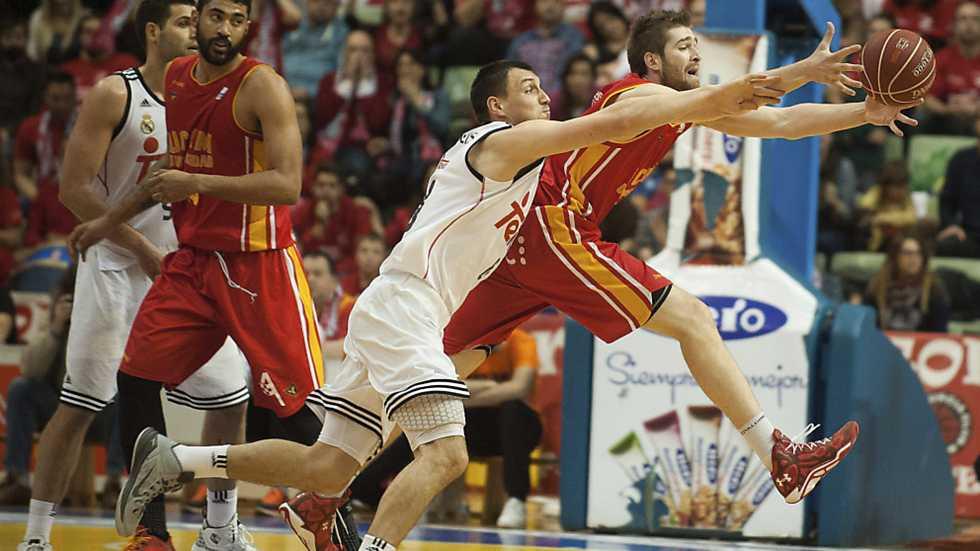 Baloncesto - Liga ACB. 25� jornada: Ucam Murcia-Real Madrid, Liga ...