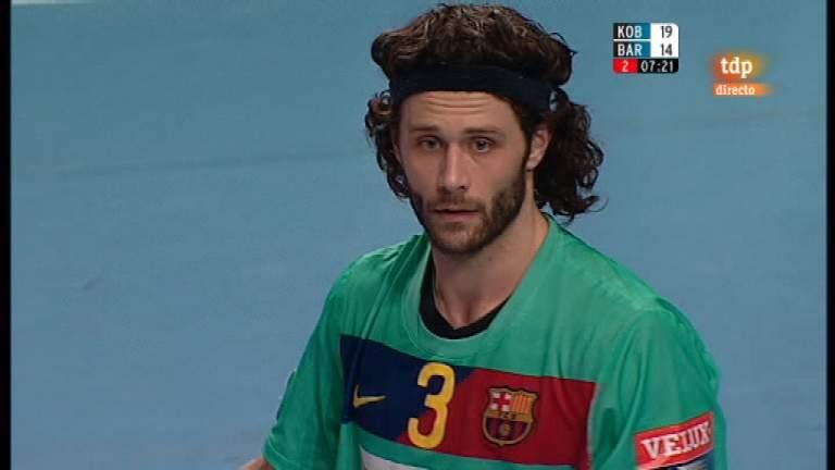 Balonmano - Liga de Campeones: AG Kobenhavn-FC Barcelona - 20/04/12