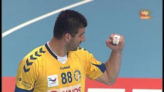 Balonmano - Liga de Campeones: RK Cimos Koper- BM Atlético Madrid - 21/04/12