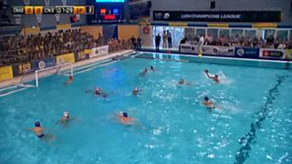 Waterpolo - Liga Española Masculina. Play off Final 3º partido