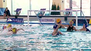 Waterpolo - Liga Europea Femenina. 'Final Four'. Final: Uvse Budapest-CN Sabadell