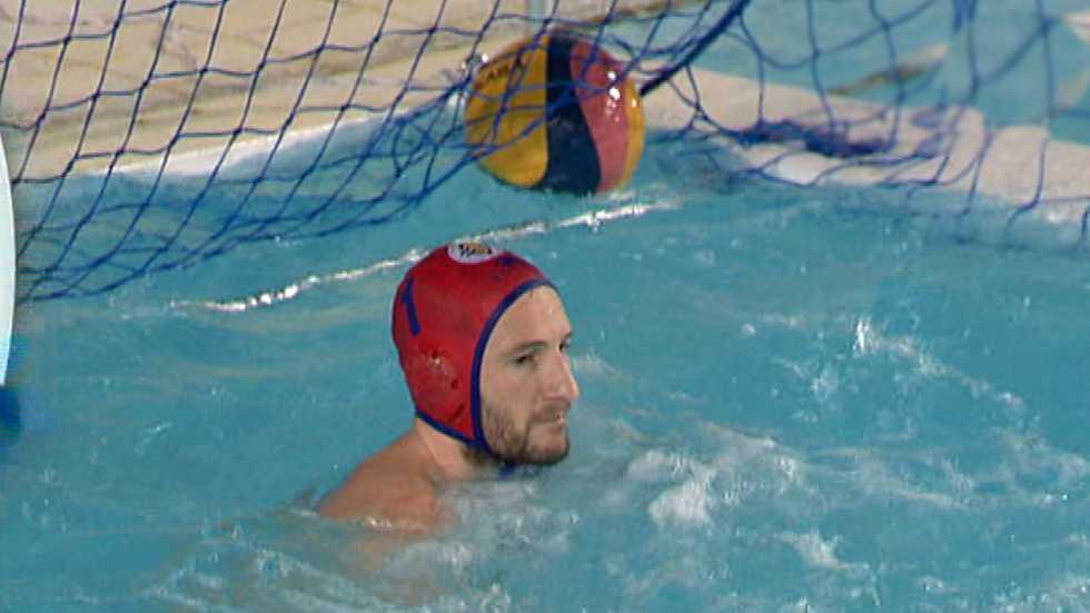 Waterpolo - Liga Europea masculina.  4ª jornada: At. Barceloneta-Pro Recco