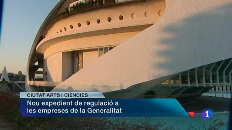 L'Informatiu - Comunitat Valenciana -  01/08/12