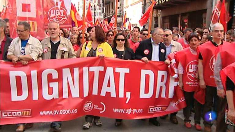 L'Informatiu - Comunitat Valenciana -  02/05/12