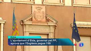 L'Informatiu - Comunitat Valenciana -  02/08/12