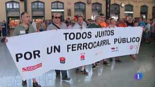 L'Informatiu - Comunitat Valenciana -  03/08/12