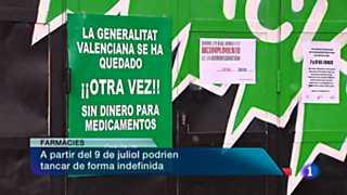 L'Informatiu - Comunitat Valenciana - 04/07/12