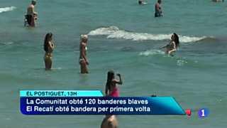L'Informatiu - Comunitat Valenciana -  06/06/12
