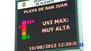 L'Informatiu - Comunitat Valenciana -  10/08/12