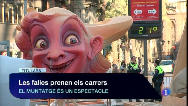 L'Informatiu - Comunitat Valenciana - 12/03/12