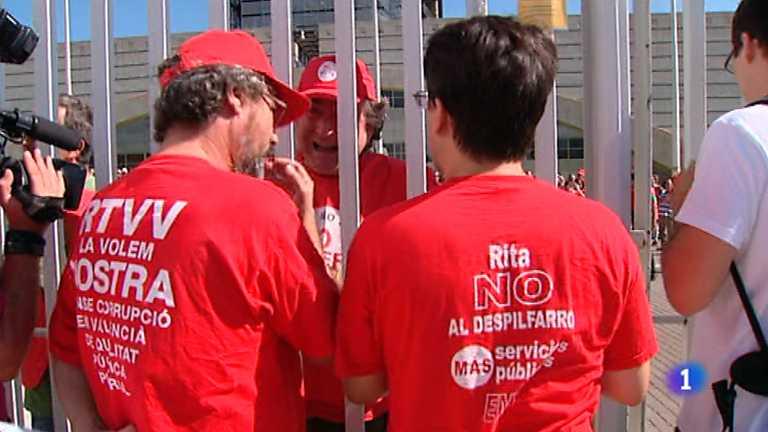 L'Informatiu - Comunitat Valenciana -  17/07/12