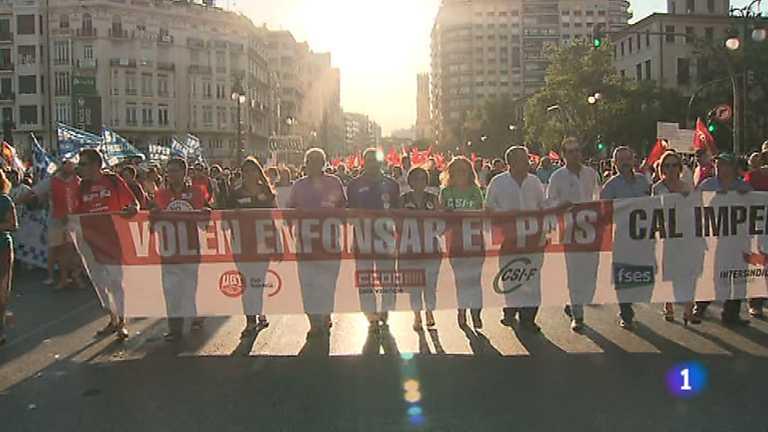L'Informatiu - Comunitat Valenciana -  20/07/12