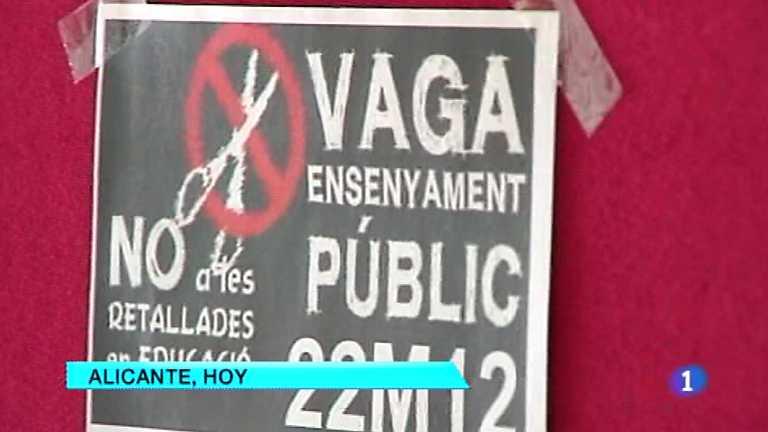 L'Informatiu - Comunitat Valenciana  -  22/05/12