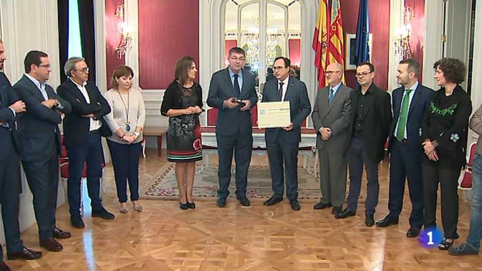 L'Informatiu - Comunitat Valenciana - 28/10/16