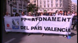 L'Informatiu - Comunitat Valenciana -  30/04/12