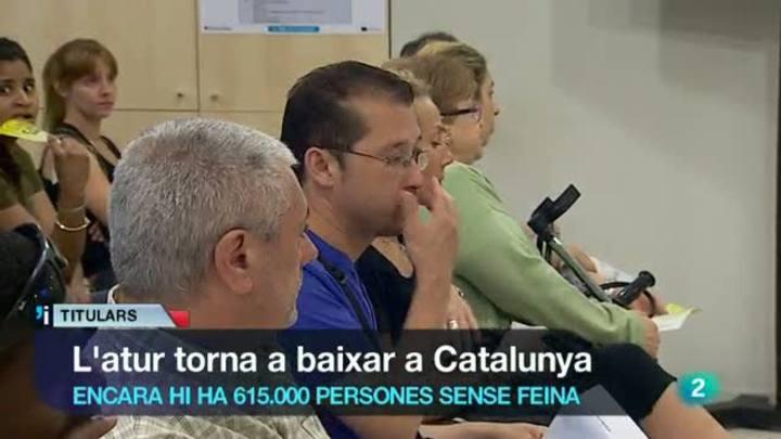 L'informatiu vespre - 2/08/2012