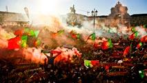 Ir al VideoLisboa celebra a lo grande la Eurocopa
