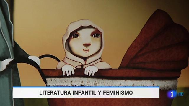 Ir al VideoLa literatura infantil vuelve su mirada hacia las niñas