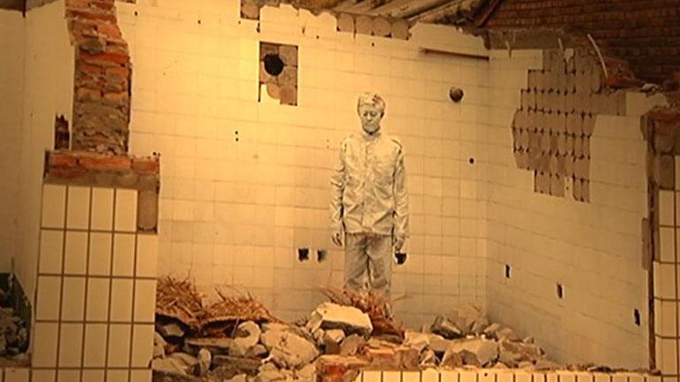 Liu Bolin, el artista invisible