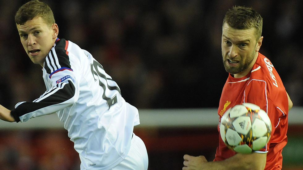 Liverpool 1 - Basilea 1