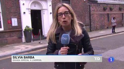 Ir al VideoEl Liverpool no ha acudido a la comida de directivas previa al partido para prevenir el coronavirus