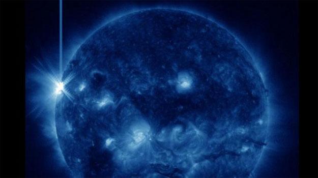 La llamarada solar más intensa del año causa apagones de radio temporales en el Océano Pacífico