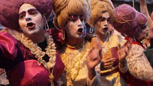 Arranca el carnaval en las Palmas de Gran Canaria