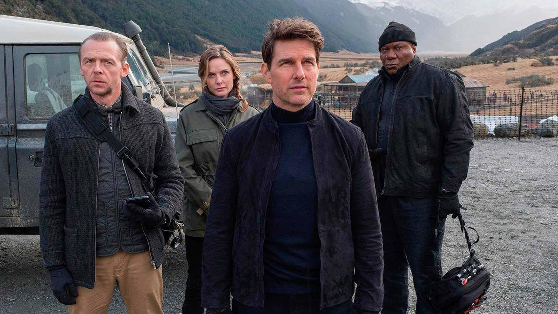 Ir al VideoLlega a los cines 'Fallout', la sexta entrega de 'Misión Imposible'