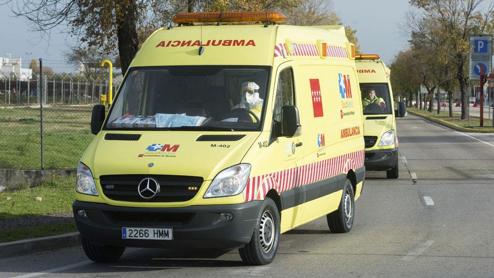 Llega a Madrid la cooperante española en Mali que podría haberse contagiado de ébola
