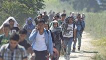 Ir al VideoLa llegada masiva de refugiados, a debate en Europa