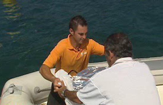 España Directo - Te llevan la paella al barco