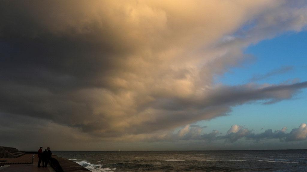 Lluvia en norte peninsular y temperaturas al alza en casi toda España