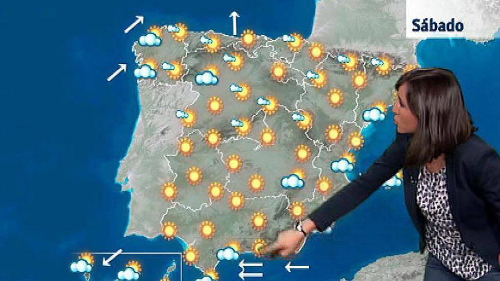 Lluvias en el litoral gallego y buen tiempo en el resto de - Tiempo en paracuellos del jarama ...