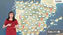 Lluvias en Extremadura, Madrid y ambas Castillas