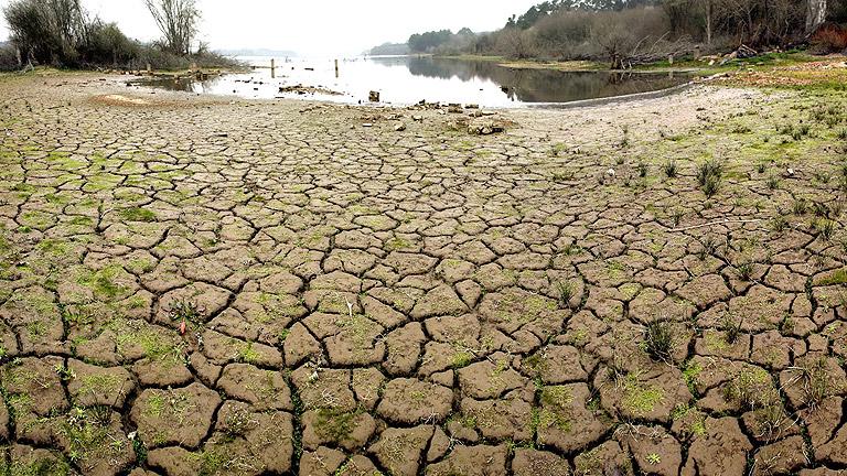 Las lluvias primaverales no paliarán la sequía actual
