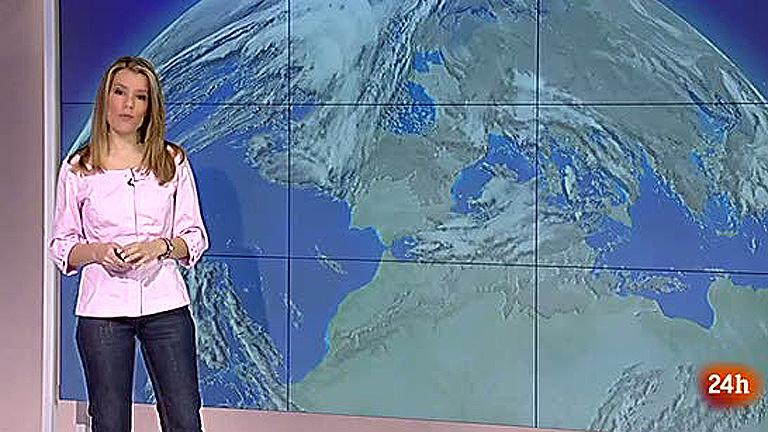 Lluvias en el noroeste y temperaturas más bajas