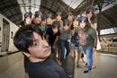 Fotogaleria: El equipo de 'La mitad invisible'