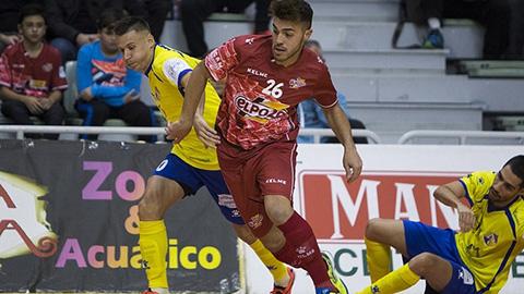 LNFS Jornada 11. Resumen: ElPozo Murcia 9-1 Gran Canaria