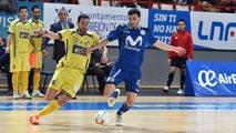Ir al VideoLNFS - Jornada 16: Movistar Inter 6-2 Gran Canaria FS