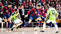 LNFS - Jornada 21. Levante 1-4 Inter Movistar