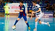 Ir al VideoLNFS. Jornada 22. Barcelona Lassa 3-3 Ríos Renovables Zaragoza. Resumen