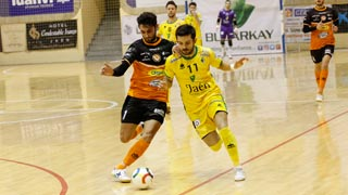 LNFS - Jornada 22: Jaen Paraíso 5-1 Aspil Vidal Ribera Navarra