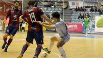 Ir al VideoLNFS. Jornada 22. Santiago 3-3 Levante. Resumen