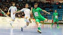 Ir al VideoLNFS Jornada 26. Resumen. Magna Gurpea 5 -1 Santiago Futsal