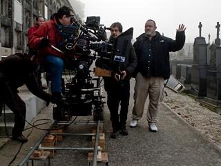 'Lobos de Arga', el director